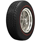 Coker Tire 579762 BF Goodrich Silvertown Redline Radial Tire P215/70R15