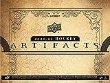2020-21 Upper Deck Artifacts Hockey Hobby 10-Box Case