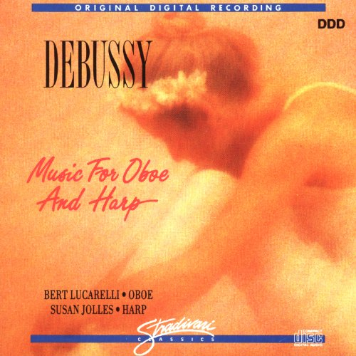 Debussy - Music for Oboe and Harp (Oboe Harp)