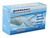 Latex Powdered Gloves, Natural White, 1000pcs/Case - 10 Boxes - FREE SHIPPING, BIG SAVINGS AND GREAT DEALS