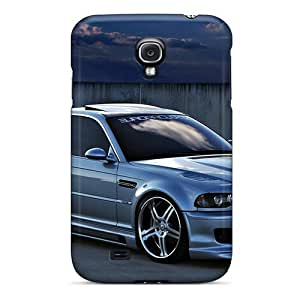 New Style Tpu S4 Protective Case Cover/ Galaxy Case - Bmw E46 M3 Csl