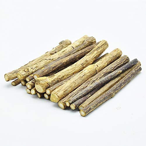 Niteangel Cat Catnip Natural Matatabi Chew Sticks Teeth Grinding Chew Toy (20 pieces)