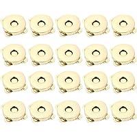 NUOBESTY 20 Piezas Botones magnéticos broches de presión