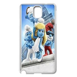Custom Case The Smurfs for Samsung Galaxy Note 3 N7200 B1H5237949