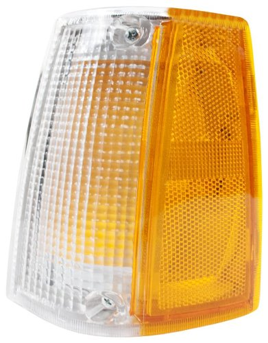 93 Mazda B2000 B2200 Pickup (OE Replacement Mazda Pickup Front Driver Side Marker Light Assembly (Partslink Number MA2550101))