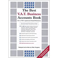 The Best V.A.T. Business Accounts Book: For a VAT Registered Small Business