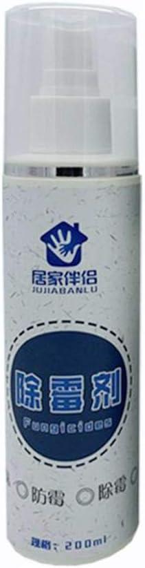 cuffslee Quitamanchas, Limpiador De Eliminación De Bacterias Olor Fungicida Spray Mildew para El Hogar Cocina