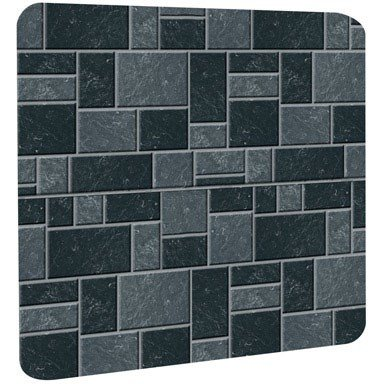 IMPERIAL GROUP USA BM0415 Stove Board, Slate, 28 x 32'' by Unknown