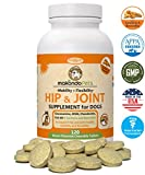 Makondo Pets Hip and Joint Supplement with Glucosamine for Dogs, Turmeric, Chondroitin, MSM, Vitamins, Fish Oil and Natural Boswellia – Get the Best Joint Supplement for Dogs Review