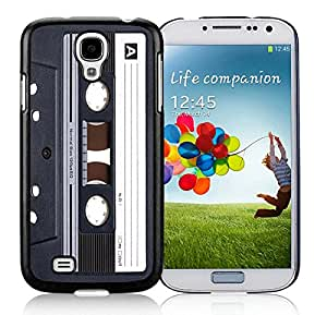 Perfect fit for your beloved phone,100% Brand New Audio Cassette 1 Black For Samsung Galaxy S4 i9500 Case