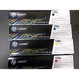 HP CF350A 4 Color Set (CF350A/CF351A/CF352A/CF353A)