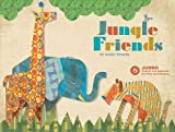 Best Chronicle Books Friends Plays - Jungle Friends: 5 Jumbo Punch-Out Animals for Play Review