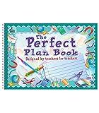 Carson Dellosa Perfect Academic Teacher Planner