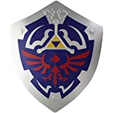 The Legend of Zelda Hylian Shield Metal Wall Art, Multi-Colour, 1 x 15 x 20 cm