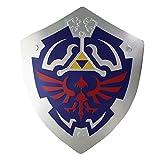 Paladone Legend of Zelda Hylian Shield Metal Wall Art