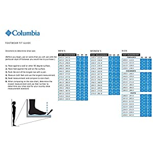 Columbia Men's Peakfreak Venture Waterproof Hiking Shoe