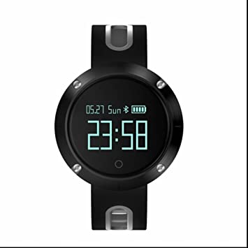 Trackers dActivité Montres Connectées Podomètres Montre Fitness Avec Cardiofréquencemètre Et Tensiomètre Electronique Montre Sport