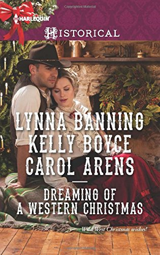book cover of Dreaming of a Western Christmas