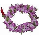 The Lavender Hawaii Elastic Headband