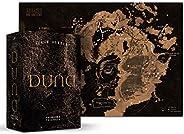 Box Duna: Primeira Trilogia + Mapa Arrakis