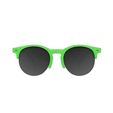 D. Franklin Unisex-Erwachsene Sonnenbrille America, Grün (Verde), 50