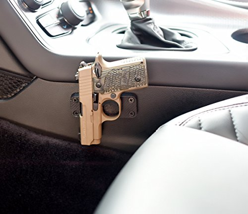 white rhino gun magnet mount rubber coated 35 lb rating