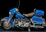 1/10 Academy Harley Davidson Classic Model Kits Motorcycle Modeling of Famous Motorcycle in the 7,80's
