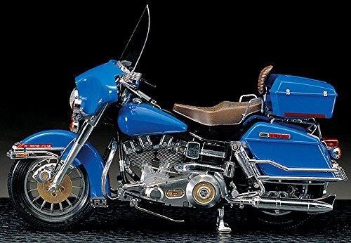 1/10 Academy Harley Davidson Classic Model Kits Motorcycle Modeling of Famous Motorcycle in the - Models Famous 2017