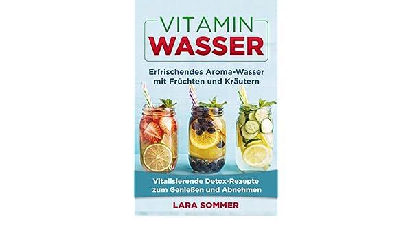 Amazon Com Vitamin Wasser Erfrischendes Aroma Wasser Mit Fruchten