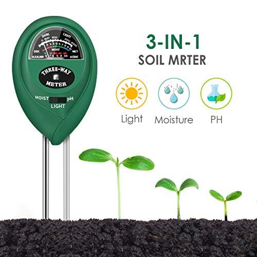 CharmUO Soil Moisture Meter