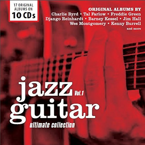 Jazz Guitar-Ultimate Collection 1 / Various Barney Kessel Jazz Guitar