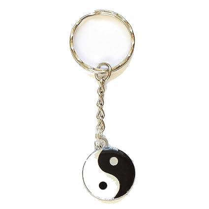 Yin Yang llavero por aspectos Astral®: Amazon.es: Hogar
