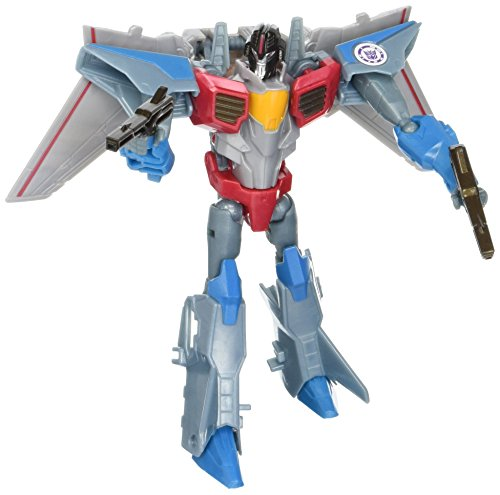 Transformers Robots in Disguise Warrior Starscream Action Figure