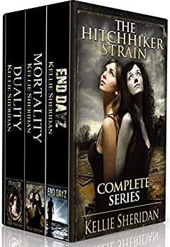 The Hitchhiker Strain: The Complete Series by [Sheridan, Kellie]