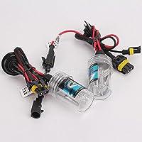 Takestop® Par lámpara H7R 6000K para kit xenon