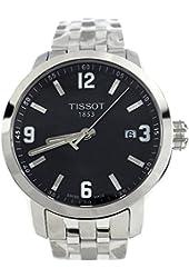 Tissot PRC 200 Black Quartz Sport Men's watch #T055.410.11.057.00