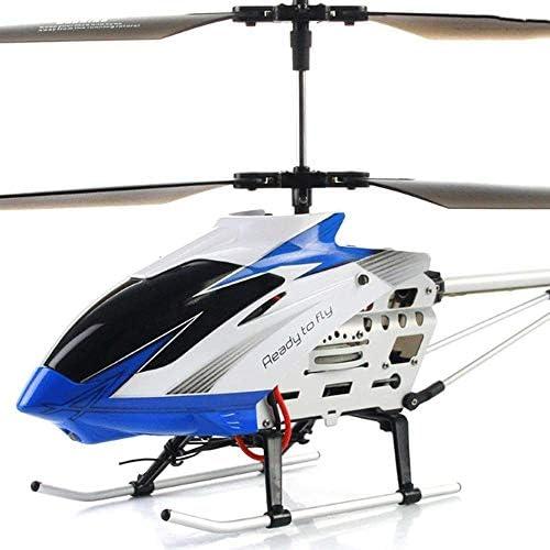 おもちゃモデル3.5チャンネルワイヤレスリモートコントロール航空機充電電気ドロップ合金ジャイロヘリコプターおもちゃ航空機子供男の