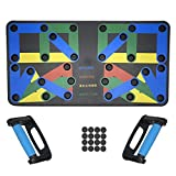 coreychen Multi-Function Power Press Push Up Board Shaped Home Fitness Equipment