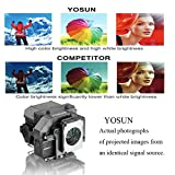 YOSUN V13H010L54 / V13H010L58 Projector Lamp for