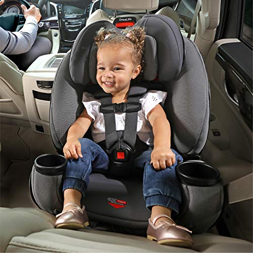 51byv17%2BUBL - Britax One4Life ClickTight All-In-One Car Seat – 10 Years Of Use – Infant, Convertible, Booster – 5 To 120 Pounds, Spark Premium Soft Knit Fabric [Amazon Exclusive]