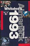 Whitaker's Almanack 1993, Joseph Whitaker, 0850212316
