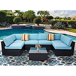 51byvM95xJL._SS300_ 100+ Black Wicker Patio Furniture Sets For 2020
