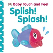 Baby Touch and Feel: Splish! Splash! (Baby Touch & Feel)