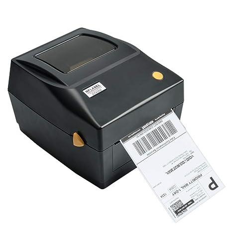 Amazon.com: MFLABEL Label Printer, 4x6 Thermal Printer ...