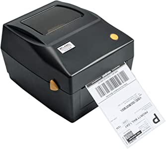 Amazon.com: MFLABEL Impresora de etiquetas, impresora ...