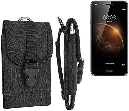 K-S-Trade Bolsa del Cinturón Funda para Huawei Y6 II Compact ...