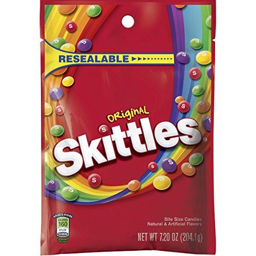 Skittles Original Candy, 7.2 ounce bag
