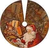 Lionel LNL933088 Tree Skirt, Santas Delivery
