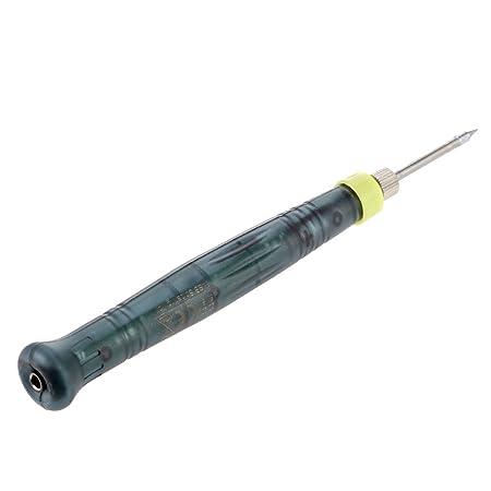 KKmoon Mini Soldador eléctrico portable de USB con LED indicador pistola caliente de hierro soldadura de alta calidad 5V 8W: Amazon.es: Bricolaje y ...