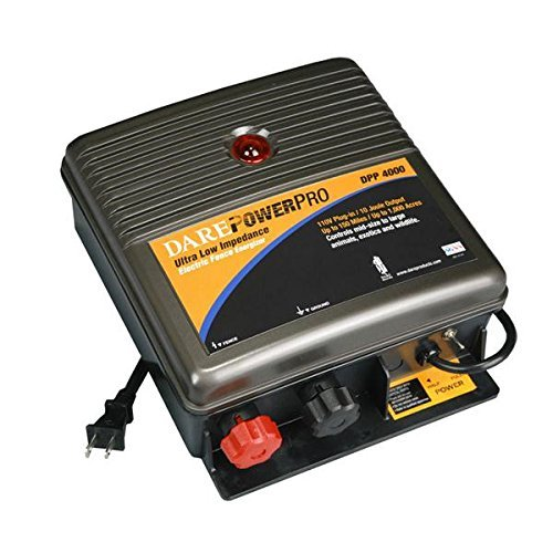 Dare PowerPro Ultra Low Impedance Electric Fence Energizer, Model: , Home/Garden & Outdoor Store